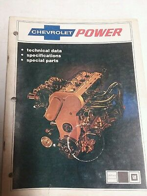 Chevy power first addition