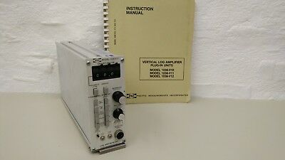 Wavetek/Pacific Meas. PM1038-V12 Vertical Amplifier Plug-In for PM 1038-D14A