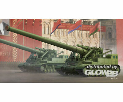 Trumpeter 9529 Soviet 2A3 Kondensator 2P 406mm Self- -Propelled Howitzer in 1:35