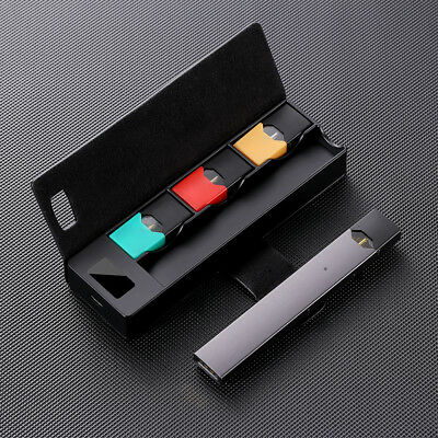 USB Charger Case Pod LCD Power Bank Battery Backup Pods Storage COLOR