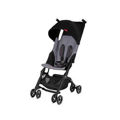 Poussette Pockit SILVER FOX GREY de GoodBaby