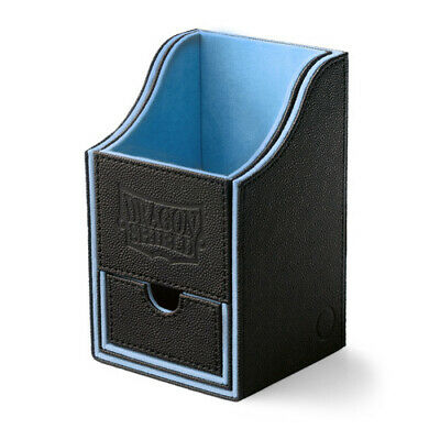 Dragon Shield Nest Box + black/blue (staple) ohne
