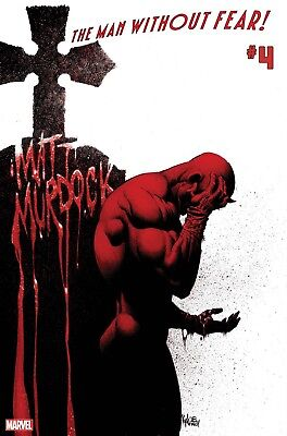 Man Without Fear #4 - Marvel  Release Date 23/01/19