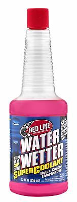 Red Line Water Wetter Super Coolant Antifreeze Additive, Super Coolant Additive