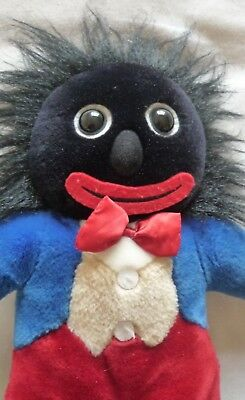 Vintage/Authentic Australian Tomfoolery Gollywog excel condition > 20 year old