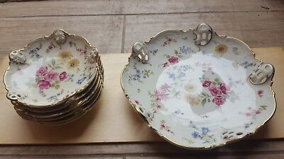 service rosenthal  Germany moliere Florida 7 pièces