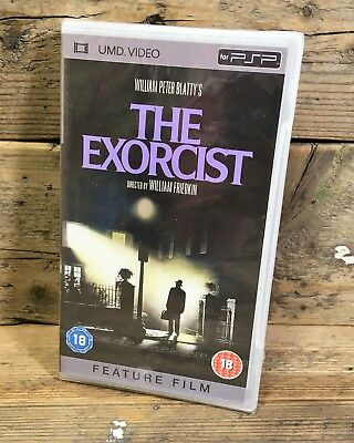 The Exorcist - The Version You've Never Seen - UMD/PSP Film/Movie Official SEAL