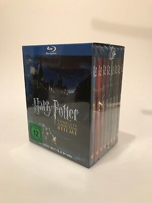 Harry Potter Complete Collection auf Blu-ray / Bluray  - NEU& OVP