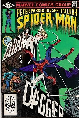Marvel-Comics ** SPIDER-MAN ** Vol.1 ** Nr.64 ** 1982 **englisch **