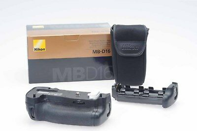 Genuine OEM Nikon MB-D16 Multi Power Battery Pack Grip for D750             #074