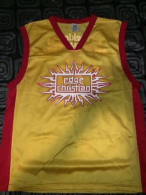 WWF WWE Edge And Christian Basketball Jersey