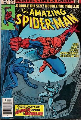Marvel-Comics ** THE AMAZING SPIDER-MAN ** 1980 **englisch **