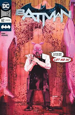 Batman #62 Main Cover Dc Nm 1St Print 2019