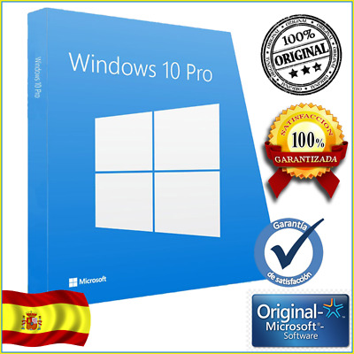 Windows 10 Pro 32/64 Instant Multilanguage Original License Key/1 Sec Delivery