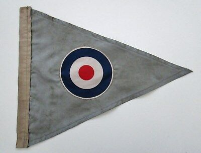 WW2 RAF Biggin Hill Pilots Car Pennant / Kit Bag Flag - Battle of Britain 1940