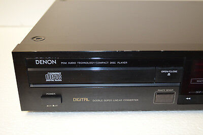 CD Player DENON DCD 1500