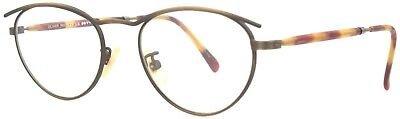 Oliver Peoples Fassung OP-6 AG-YBR Gr 46 Insolvenzware BS 430 T60