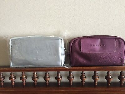 Lot of 2 Lufthansa First Class & Thai Business Class Amenity Kits New Sealed
