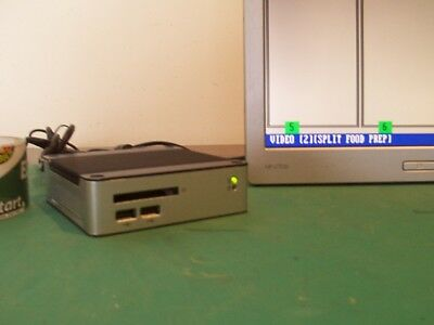 NEW Microplus Epad Kitchen Video CRT Contoller w/P.Supply KVS CRS 3000 POS SAM4s