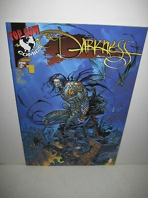 Top Cow Image Comics The Darkness (1996) #1 VF/NM Ennis