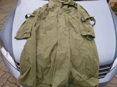 impermeable officier annee 1970