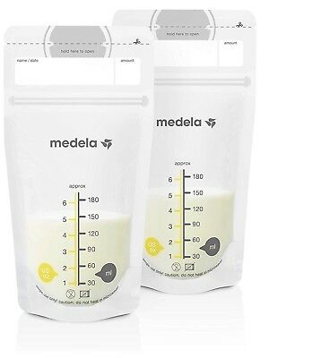 Medela Breast Milk Storage Bags x25