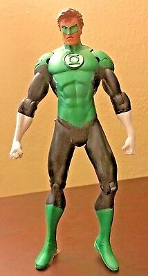 "Green lantern Dc comics action figure 7"" loose"