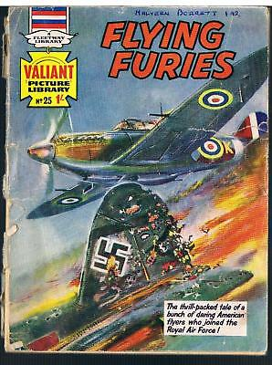 Valiant Picture Library No 25 - 1964 Flying Furies