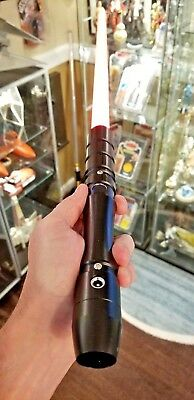 (NEW) Youngling Lightsaber 1 Offered By SaberForge (RED LED & Sound!)