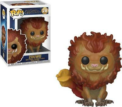 Funko Pop! Movies: Fantastic Beasts - Zouwu 28 36149 Vinyl Figure