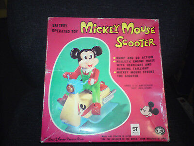 Modern Toys Japan Mickey Mouse Scooter OVP