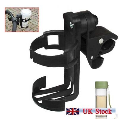 Universal Milk Water Bottle Cup Holder Baby Stroller Pushchair Bicycle Buggy