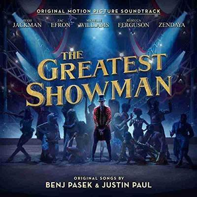 The Greatest Showman (Original Motion Picture Soundtrack) (New CD) Free Shipping