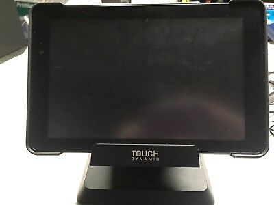 "TOUCH DYNAMIC QUEST 7"" TABLET with docking Startion POS"