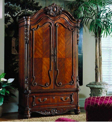 Armoire, Edwardian, by Pulaski Furniture, Excellent condition, original owner.