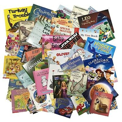 Childrens Bedtime Books - LOT OF 20 - Story time Sets - Paperback Hardcover