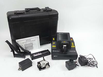Siecor Compact Fusion Splicer Set - Screen Issues
