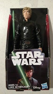 Star Wars Luke Skywalker 2015 Return Jedi Hasbro Figure