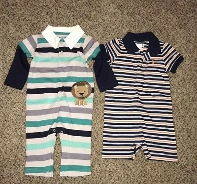 9 month baby boy clothes lot