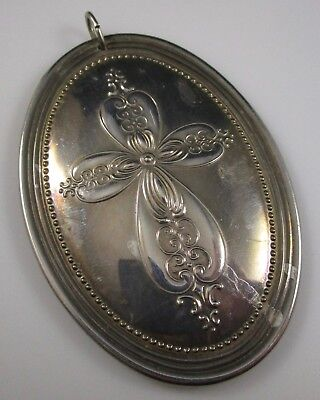 Towle 1972 Sterling Silver Christmas Ornament Vintage 22.6 Grams