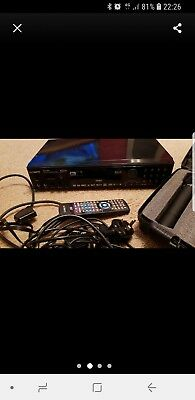 Ultimate KDX3000  HDMI Professional Karaoke USB  Player + DUET PRO MIC'S
