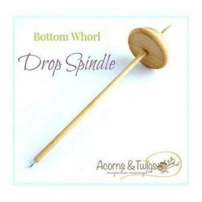 Wool Spinning Spindle