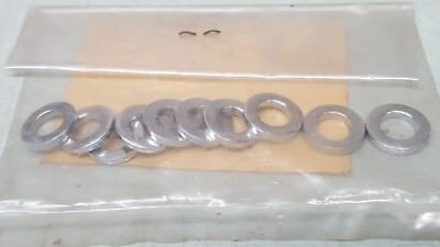 Lot of 10 OEM Yamaha Outboard Plate Washers 92903-06600 *NEW* FREE SHIPPING