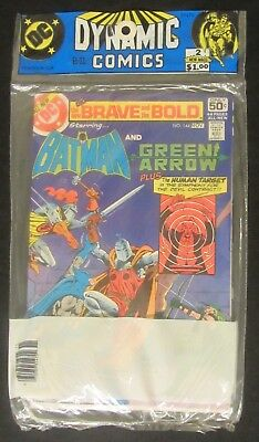 Brave and the Bold #144 & Superman #329...in sealed DC 2-pack!