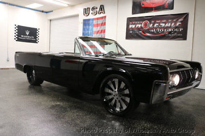 1964 Lincoln Continental Mobsteel  ONE OF KIND. HEAD TURNER. WON MANY SHOWS. HARD TO FIND