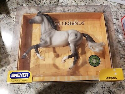 "Breyer Traditional Horse ""Ideal"" Show Jumping Warmblood"