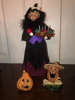 Byers Choice Halloween Witch