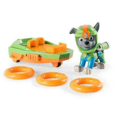 Paw Patrol Sea Patrol Launching Surfboard Rocky