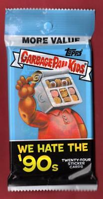We Hate The '90s GARBAGE PAIL KIDS Fool's Gold /50 Hot Pack GPK Topps 2019
