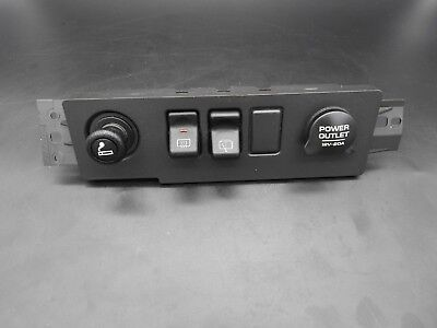 dash switch rear defrost wiper overdrive lockout 98 jeep grand97 01 jeep cherokee xj switch pod panel rear defrost rear wiper 12v power outlet